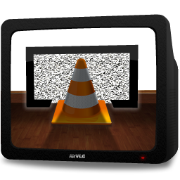 AirVLC app icon